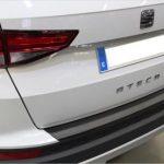SEAT Ateca Rear Bumper Protector – Black