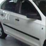 SEAT Toledo Protective Side Strips