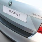 Skoda Rapid  Rear Bumper Protection Cover