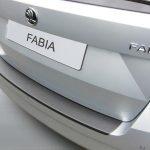Skoda Fabia III Estate Rear Bumper Protector